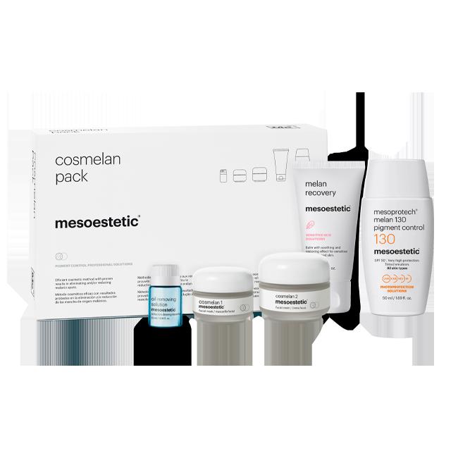 cosmelan® kosmetische Depigmentierungs- behandlung
