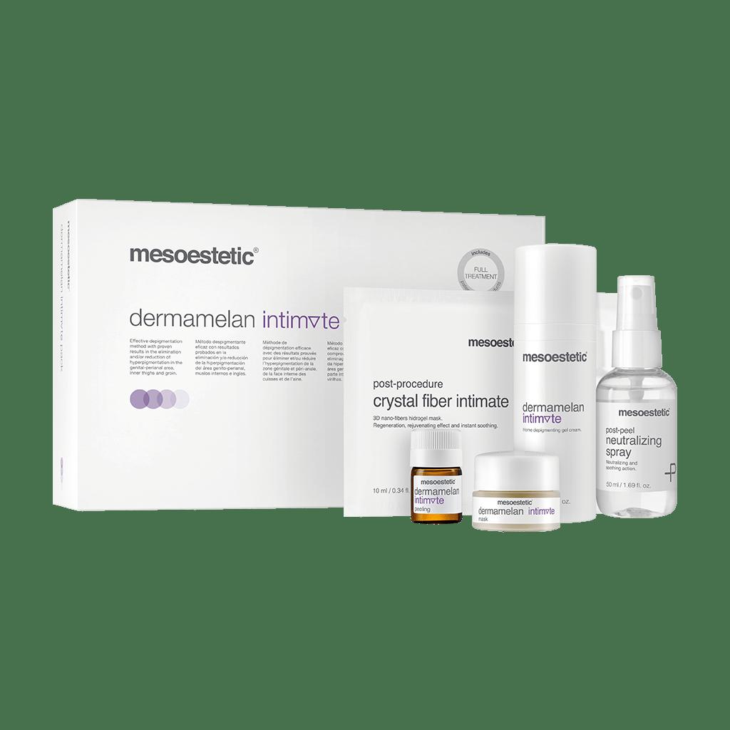 dermamelan® intimate Depigmentierungs- behandlung Intimbereich