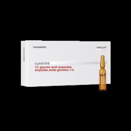 x.prof 016 ácido glicólico 1%